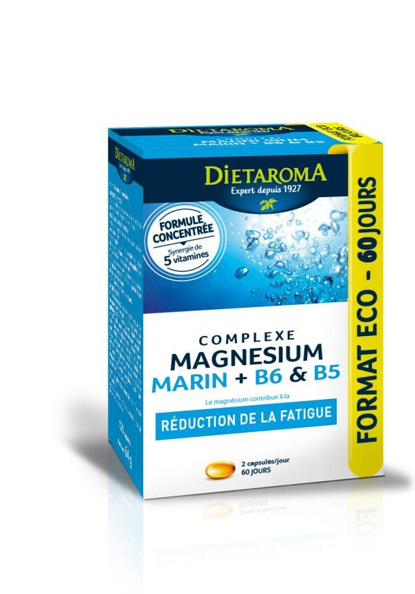 COMPLEXE MAGNESIUM MARIN