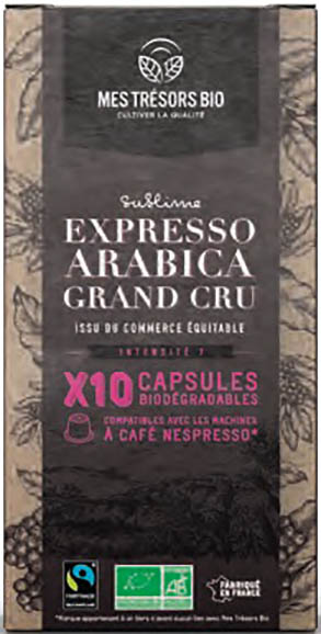 Expresso arabica grand cru