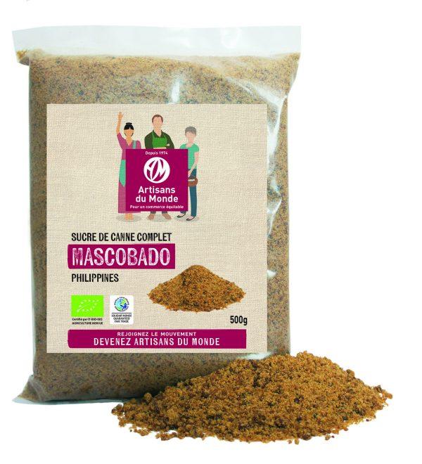 SUCRE DE CANNE COMPLET MASCOBADO