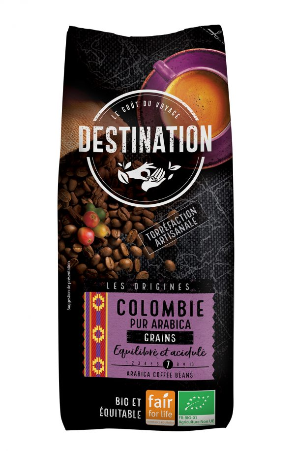 CAFE COLOMBIE PUR ARABICA